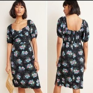 Anthropoloige scarletta dress